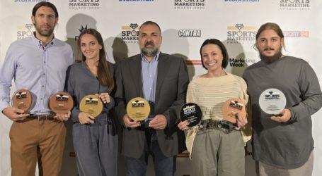 Ο ΟΠΑΠ στην κορυφή των Sports Marketing Awards