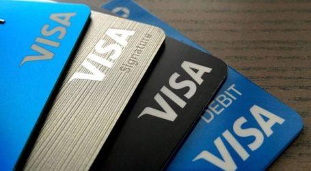 """""""Έκρηξη"""" στις ανέπαφες συναλλαγές με Visa"""