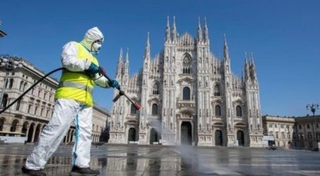 Ρεκόρ νέων κρουσμάτων κορωνοϊού στην Ιταλία