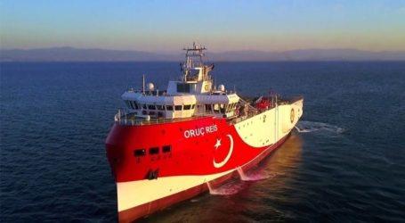 Νέα Navtex για το Oruc Reis έως 27 Οκτωβρίου
