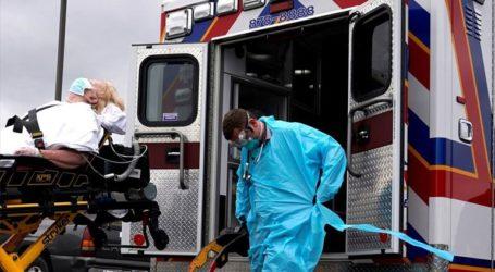 Ρεκόρ εισαγωγών σε νοσοκομεία και ρεκόρ θανάτων λόγω κορωνοϊού σε έξι πολιτείες