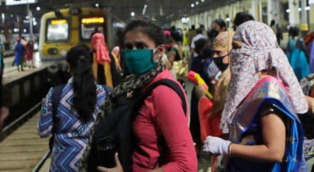 Τα κρούσματα μόλυνσης από τον κορωνοϊό ξεπέρασαν τα 7,7 εκατομμύρια