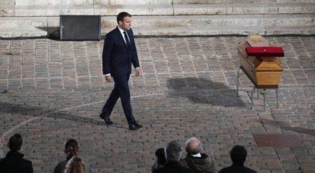 H γαλλική Δημοκρατία αποχαιρέτησε τον καθηγητή Σαμουέλ Πατί με τoυς ήχους των U2