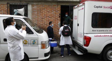 479 θάνατοι το τελευταίο 24ωρο στο Μεξικό