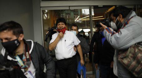 Ο πρώην πρόεδρος της Βολιβίας Έβο Μοράλες αναχώρησε από την Αργεντινή για τη Βενεζουέλα