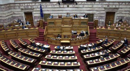 Συνεχίζεται η συζήτηση επί της πρότασης δυσπιστίας κατά του Υπουργού Οικονομικών