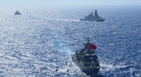Νέα NAVTEX από την Τουρκία για στρατιωτικές ασκήσεις ανατολικά του Καστελόριζου