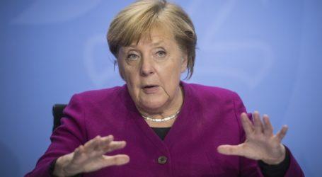 Νέα δραματική έκκληση Μέρκελ προς τους Γερμανούς για τήρηση των μέτρων κατά του κορωνοϊού