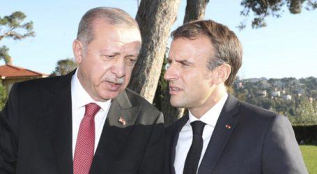 Το Παρίσι καταγγέλλει τις «απαράδεκτες» δηλώσεις του Ερντογάν εναντίον Μακρόν