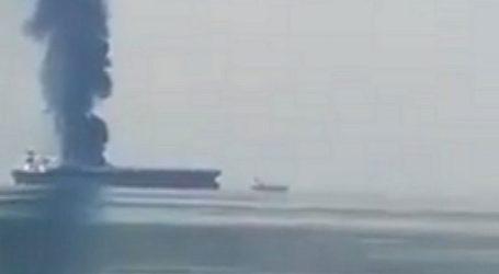 Τρεις αγνοούμενοι έπειτα από έκρηξη σε ρωσικό τάνκερ
