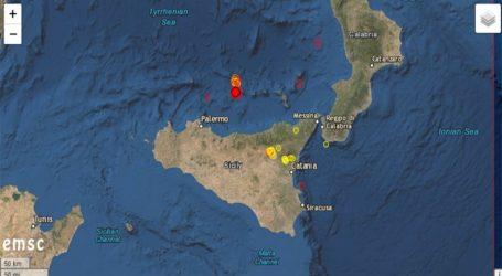 Σεισμός 4,5 Ρίχτερ στη Σικελία