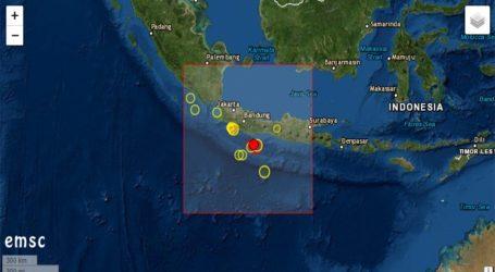 Ισχυρός σεισμός 5,8 Ρίχτερ στην Ινδονησία