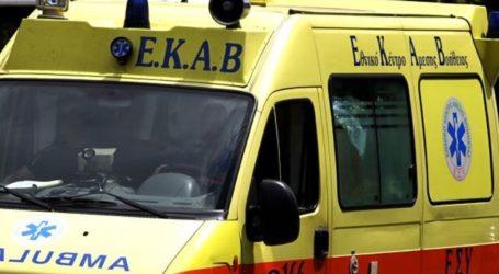 Τροχαίο δυστύχημα με ένα νεκρό που δεν συμμορφώθηκε σε σήμα της αστυνομίας