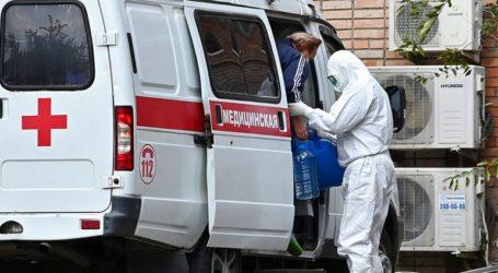 Ρεκόρ νέων κρουσμάτων και 219 θάνατοι στη Ρωσία