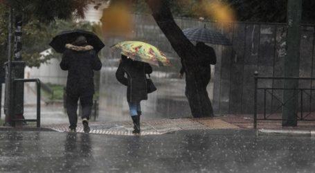 Καταιγίδες και χαλάζι την 28η Οκτωβρίου