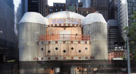 Σε εξέλιξη τα σχέδια αγιογράφησης του Ι.Ν. Αγίου Νικολάου στο Σημείο Μηδέν της Νέας Υόρκης