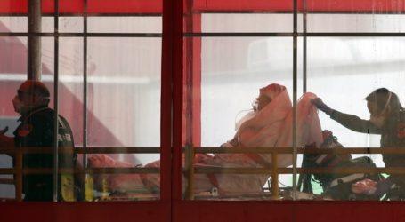 Η πανδημία του νέου κορωνοϊού έχει προκαλέσει τουλάχιστον 1.155.301 παγκοσμίως