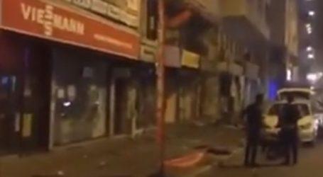 Τουρκία: Ισχυρή έκρηξη στην Αλεξανδρέττα