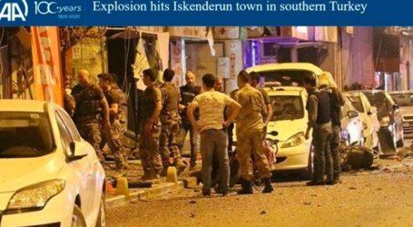 Νεκροί δύο μαχητές στη νότια Τουρκία έπειτα από ισχυρή έκρηξη
