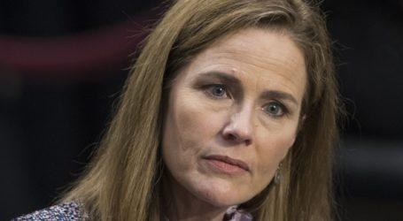 Η Γερουσία ενέκρινε τον διορισμό της Έιμι Κόνι Μπάρετ στο Ανώτατο Δικαστήριο