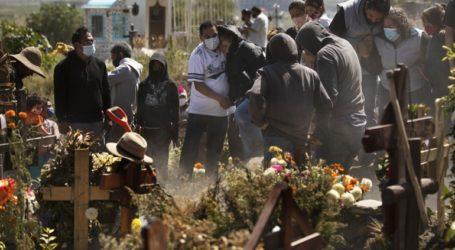 247 θάνατοι το τελευταίο 24ωρο στο Μεξικό