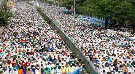 Δεκάδες χιλιάδες άνθρωποι διαδήλωσαν κατά της Γαλλίας στο Μπανγκλαντές