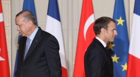 «Απαράδεκτες οι επιθέσεις του προέδρου Ερντογάν στη Γαλλία και τον πρόεδρο Μακρόν»