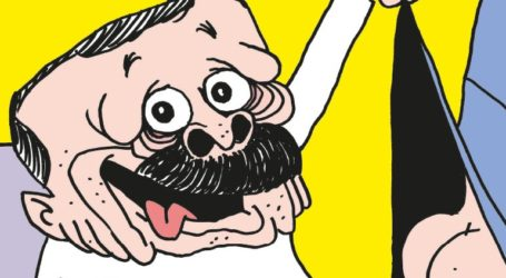 Σατιρικό σκίτσο στο Charlie Hebdo έγινε ο Ερντογάν