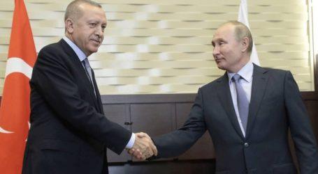 Τηλεφωνική επικοινωνία Πούτιν-Ερντογάν για Ναγκόρνο Καραμπάχ και Συρία
