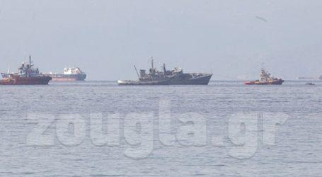 """Διατάχθηκε η σύλληψη του καπετάνιου του Maersk Launceston που προσέκρουσε με το """"Καλλιστώ"""""""