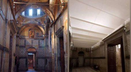 Σε τζαμί μετατράπηκε η Μονή της Χώρας