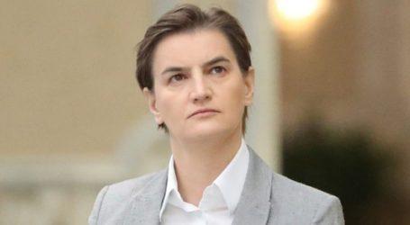 Υπερψηφίστηκε στη Βουλή η νέα κυβέρνηση με πρωθυπουργό την Άνα Μπρνάμπιτς