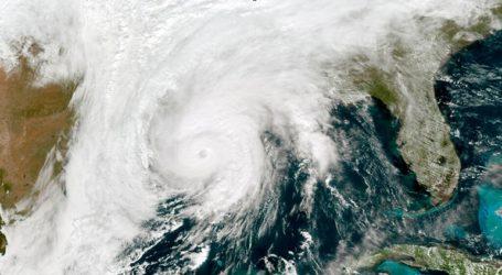 Ο τυφώνας Ζέτα «χτυπάει» με 200 χιλ/ώρα τις ακτές της Λουιζιάνας