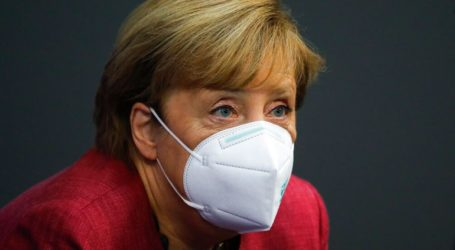 Η Μέρκελ κάλεσε τους ηγέτες της ΕΕ να προχωρήσουν άμεσα σε lockdown