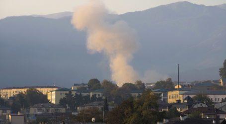 Κοντά στην πόλη Σούσα οι δυνάμεις του Αζερμπαϊτζάν