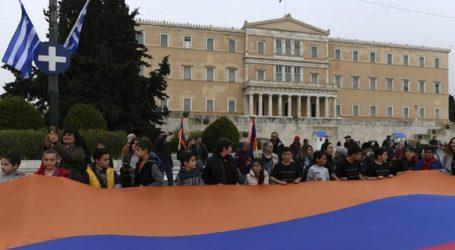 Υπόμνημα της Αρμένικης Εθνικής Επιτροπής Ελλάδας στην Ε.Ε. για τον πόλεμο στο Ναγκόρνο Καραμπάχ