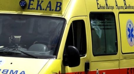 Σε σοβαρή κατάσταση ένας από τους πέντε τραυματίες στη Σάμο