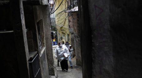 Πλησιάζουν τους 160.000 οι νεκροί στη Βραζιλία