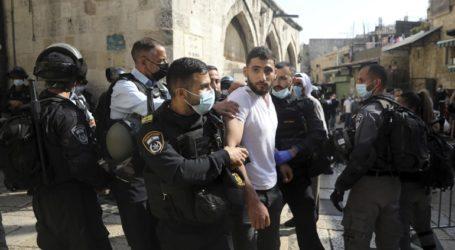 Ισραήλ: Διαδήλωση Παλαιστινίων κατά του Μακρόν