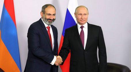 Η Αρμενία ζήτησε τη βοήθεια της Ρωσίας για να υπάρξουν εγγυήσεις για την ασφάλειά της