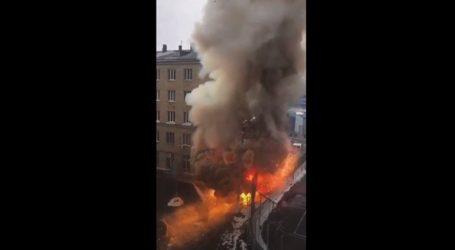 Έκρηξη και πυρκαγιά σε θάλαμο αποσυμπίεσης σε νοσοκομείο