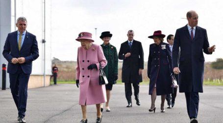 Αρνητικά σχόλια για την εμφάνιση της βασίλισσας Ελισάβετ και του William- Επειδή δεν φόρεσαν μάσκα