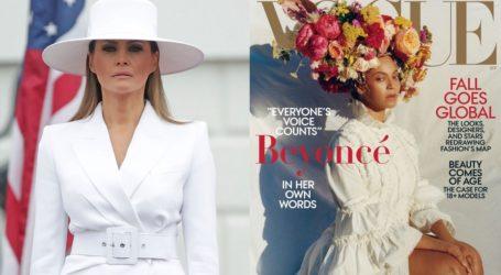 Ξέσπασε η Melania Trump όταν έμαθε για το εξώφυλλο της Beyonce στη Vogue: «Γιατί αυτή και όχι εγώ;»