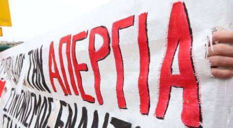 Βόλος: Γύρισαν την πλάτη στην ΑΔΕΔΥ οι δημόσιοι υπάλληλοι – Στο 7% η συμμετοχή στην απεργία