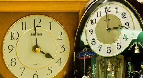 Αλλαγή ώρας: Πότε γυρίζουμε τα ρολόγια μία ώρα πίσω