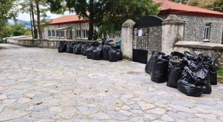 Δήμος Ελασσόνας: «Συνεχίζονται οι εντατικοί καθαρισμοί – συντηρήσεις & διαρκής φροντίδα στους χώρους πρασίνου» (φωτο)