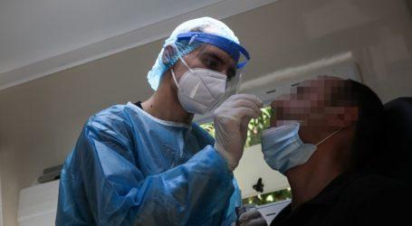 Κορωνοϊός: Πάνω από 400 τα νέα κρούσματα – Έξι θάνατοι το τελευταίο 24ωρο