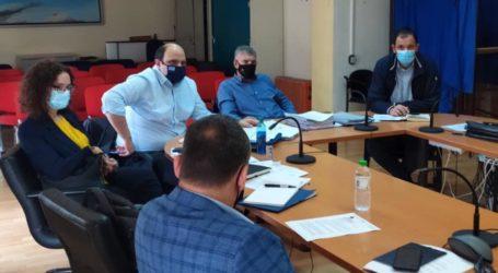 Χρ. Τριαντόπουλος: Οι πρώτες επιχειρήσεις λαμβάνουν επιχορήγηση για τις ζημιές από τον «Ιανό» και στον Αλμυρό