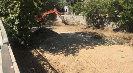 Συνεχίζονται καθημερινά από την Περιφέρεια Θεσσαλίας οι καθαρισμοί ρεμάτων στη Μαγνησία