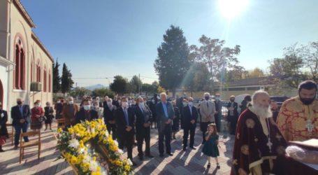 Στον Άγιο Δημήτριο Τυρνάβου και Δελερίωνη δημοτική αρχή Τυρνάβου
